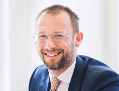 Rail Delivery Group's Paul Plummer to Open Railtex 2017