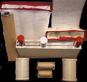 PowerRail Locomotive Filter Kits