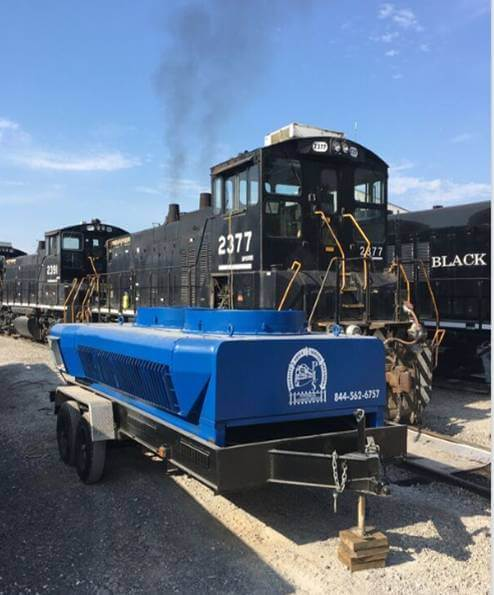 PowerRail Locomotive Services