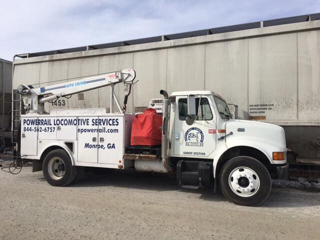 PowerRail Locomotive Services & Mobile Maintenance