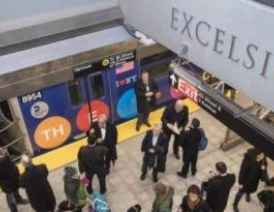 New York Celebrates Second Avenue Subway Opening