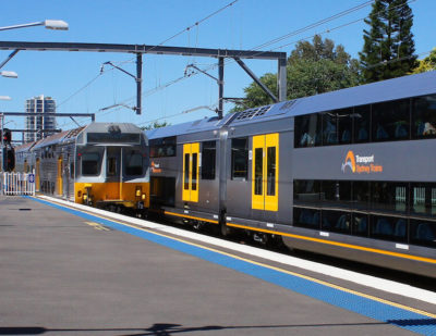 NSW Announces 'More Trains, More Services' Investment Programme