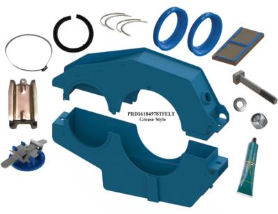 PowerRail Truck Gear Cases