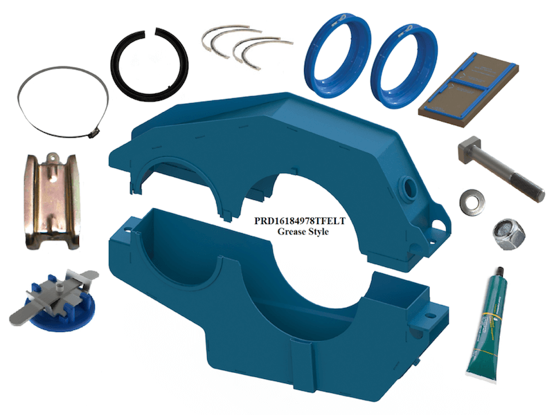 Truck Gear Cases and Related Parts