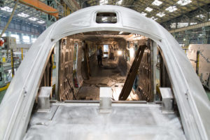 Hitachi Begins Work on Virgin Trains' Azuma Fleet
