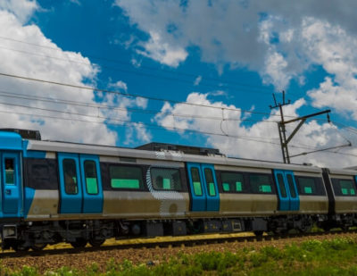 South African X'Trapolis Mega Trains Enter Service