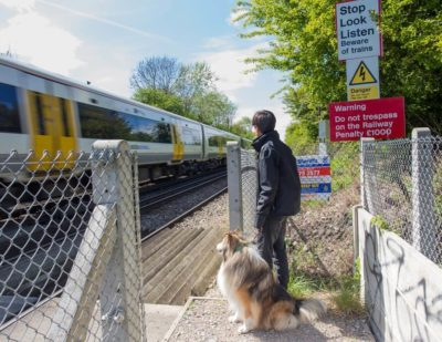 UK: New Warning System Helps Make Level Crossings Safer