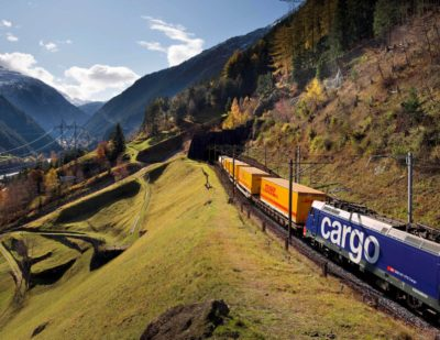 Rail Freight Volumes Between Germany and Asia Continue to Grow