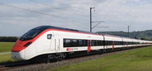 Stadler Presents the New Gotthard Tunnel Train