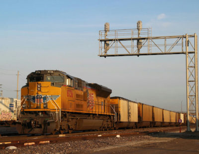 Union Pacific to Invest $49 Million in its Missouri Rail Infrastructure