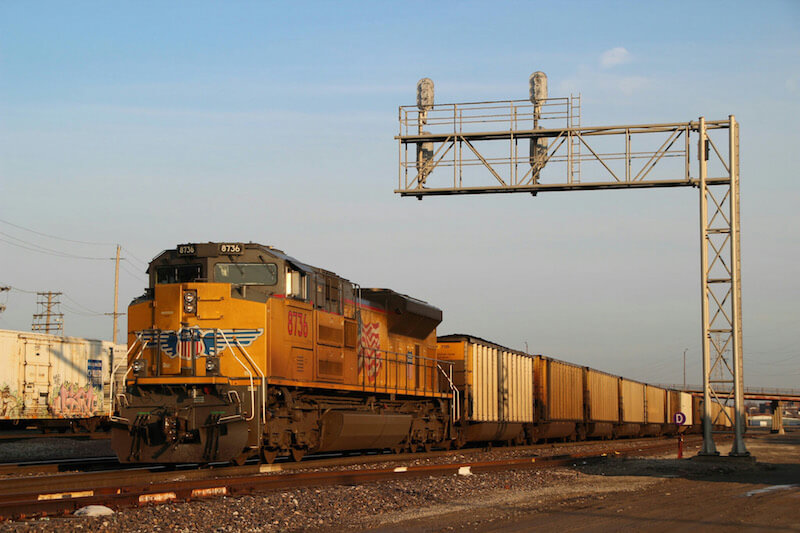 Missouri Rail Infrastructure