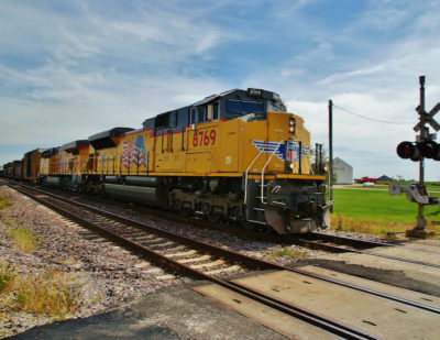 Union Pacific to Invest $85 Million in its Illinois Rail Infrastructure