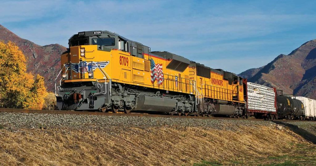 Union Pacific To Invest 48 1 Million In Its Utah Rail