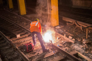 Infrastructure Renewal Advances At New York Penn Station