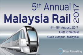 5th Annual Malaysia Rail 2017