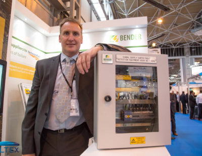 Bender UK Announces New Rail Signalling Protection Device
