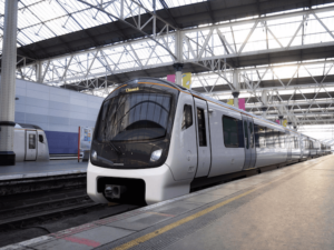 New Trains for London Waterloo