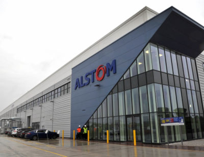 Alstom Opens New Centre for Rolling Stock Modernisation in UK
