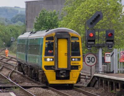 Big Data to Prevent Trains Passing Red Signals