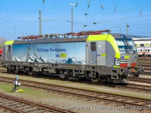 Rail Freight Companies
