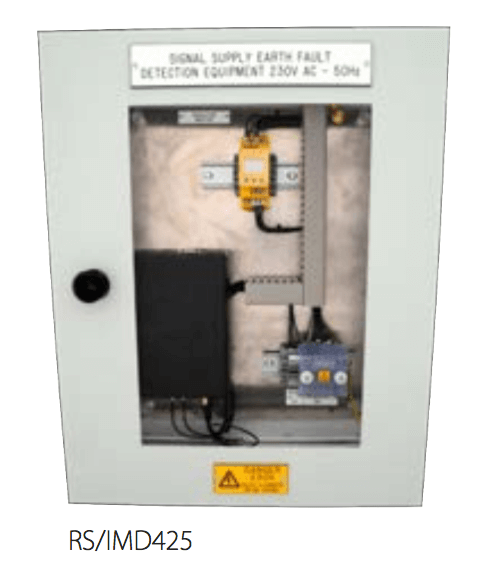 RS/IMD425 Insulation Monitoring System