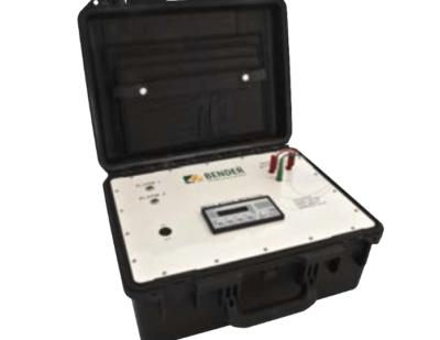 Bender UK Trackside Insulation Monitoring