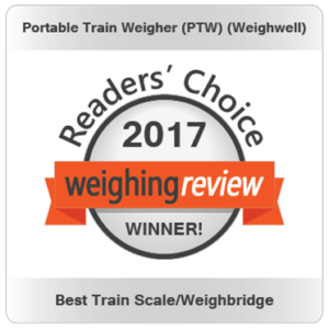 Portable Train Weigher