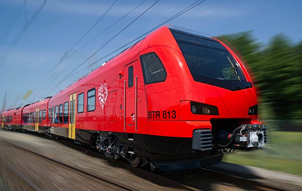 Bimodal FLIRT Train