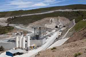 Bolanos High-Speed Rail Tunnel