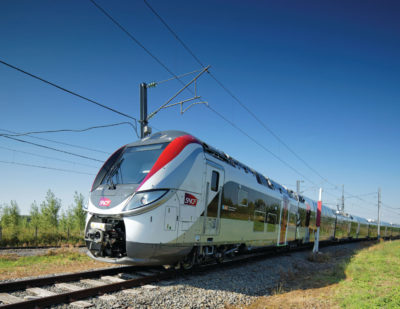 Bombardier to Supply Double-Deck Trains for Ile-de-France Region