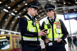 Deutsche Bahn Gives Green Light for Body Cams