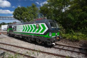 Siemens Celebrates Order for 500th Vectron Locomotive