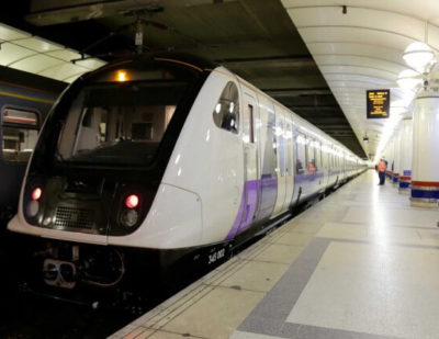 New Elizabeth Line Trains are First to Run Without Yellow Front Ends