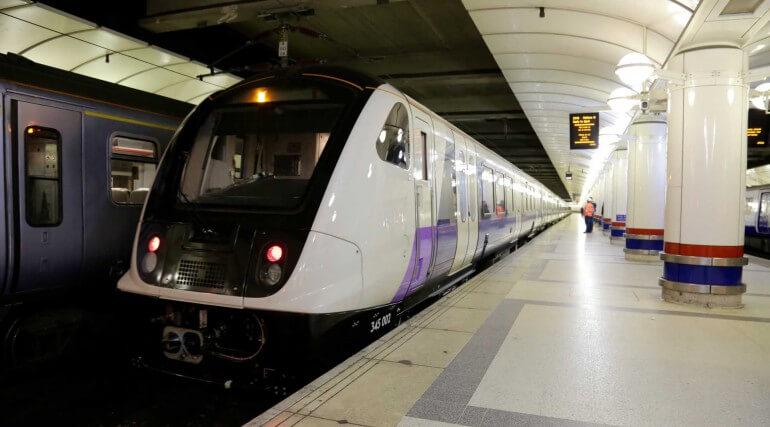 Elizabeth Line Trains