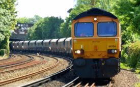 UK Rail Freight