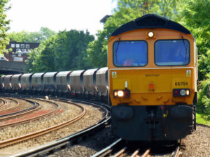 UK Rail Freight