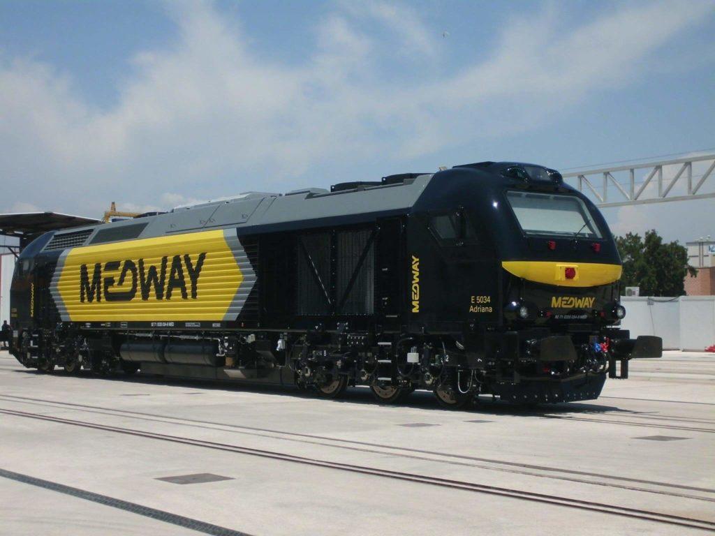 Euro 4000 Locomotives