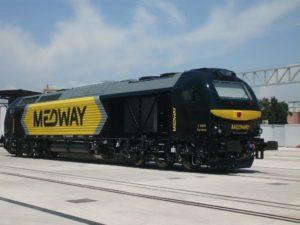Stadler Delivers Euro 4000 Locomotives to Alpha Trains