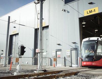 Alstom Secures Ottawa Light Rail Vehicle Contract