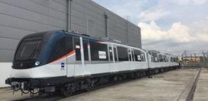 New Metropolis Train for Panama Metro Begins Service