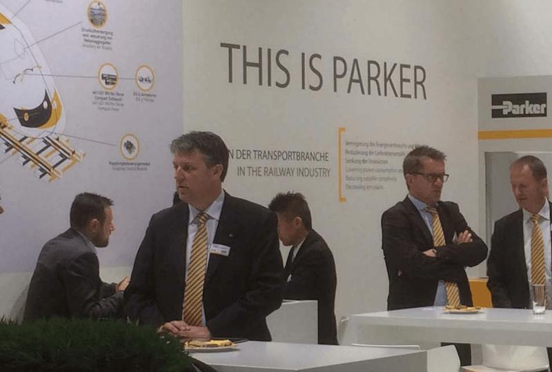 Parker Hannifin Innotrans 2016