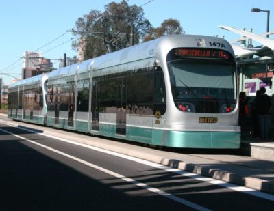 Siemens to Build Light Rail Vehicles for Arizona