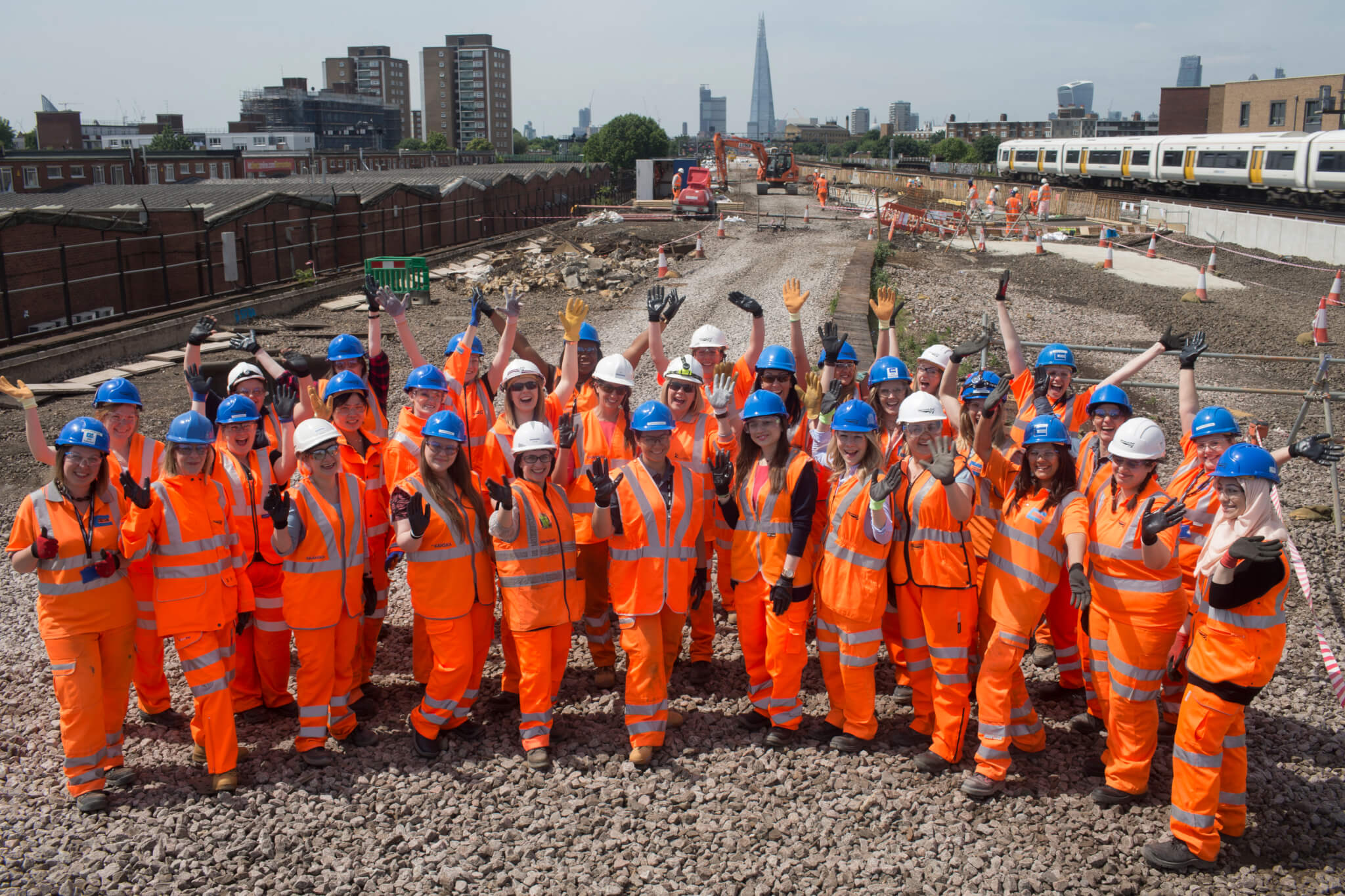 Women in Engineering and Rail