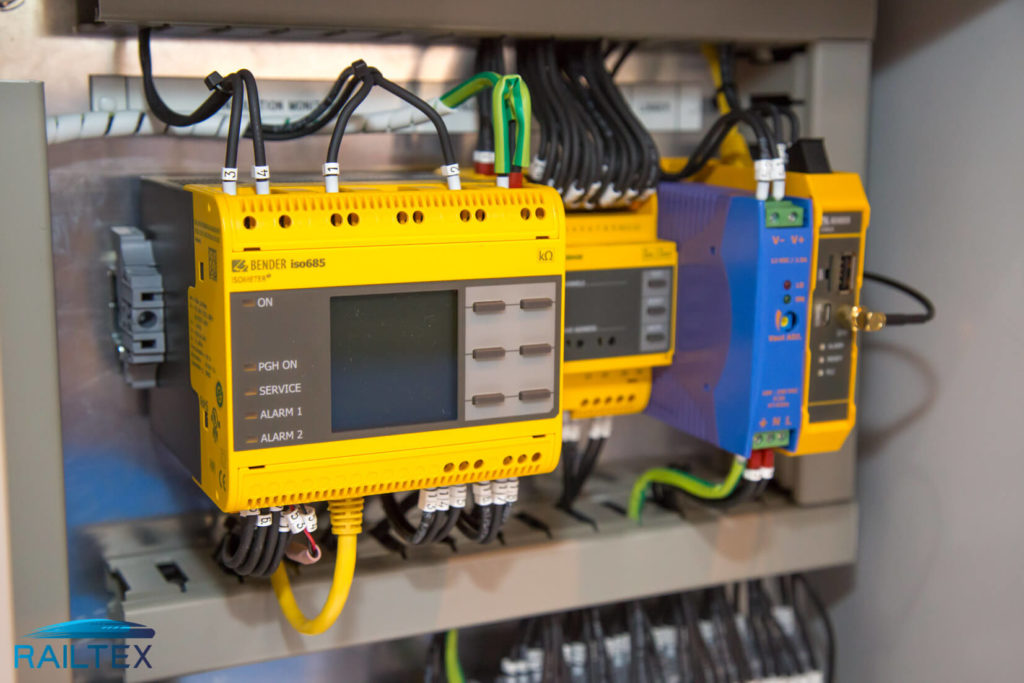 Rail Signalling Protection System