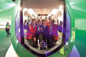 The Riyadh Metro: Getting the People of Riyadh Moving