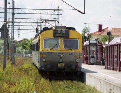 Alstom Signs Train Refurbishment Contract