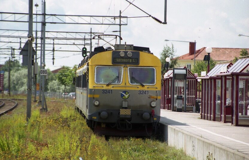 Train Refurbishment Sweden