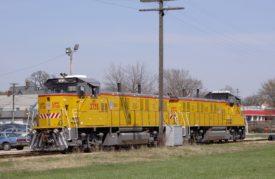 Wisconsin Rail Infrastructure