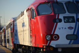 UTA FrontRunner Rail Simulator