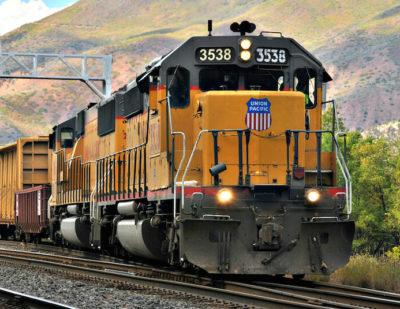 Union Pacific to Invest $36 Million in its Colorado Rail Infrastructure